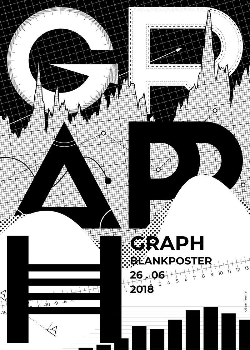 Blankposter :: Graph