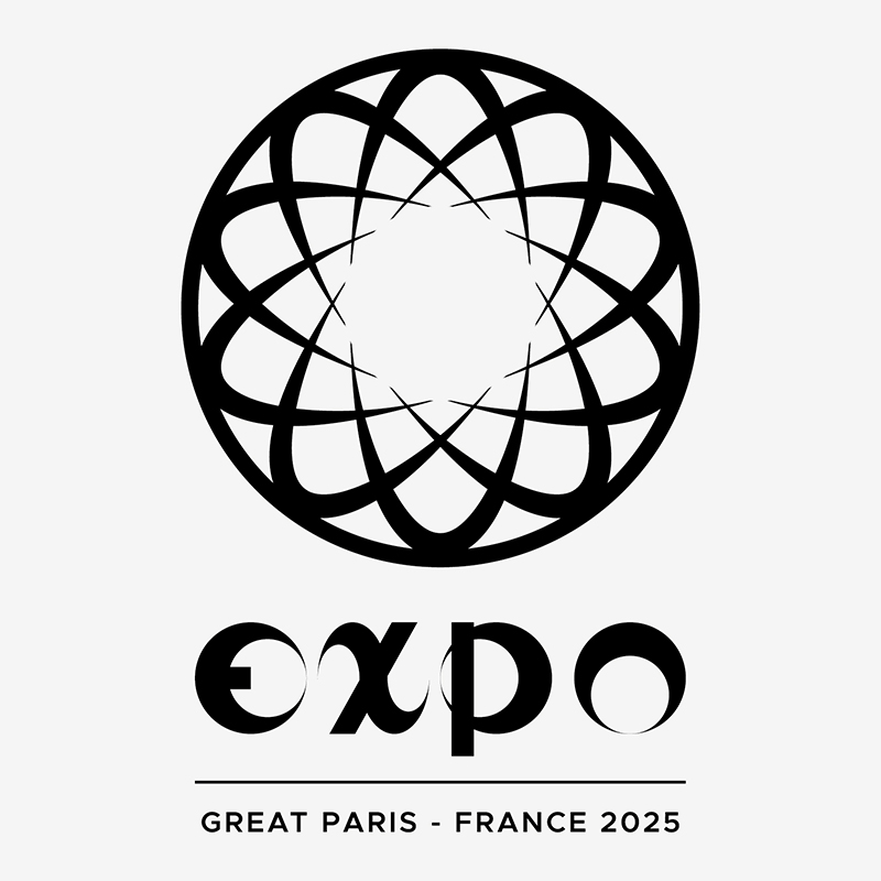 Universal exhibition 2025 :: Logo proposals