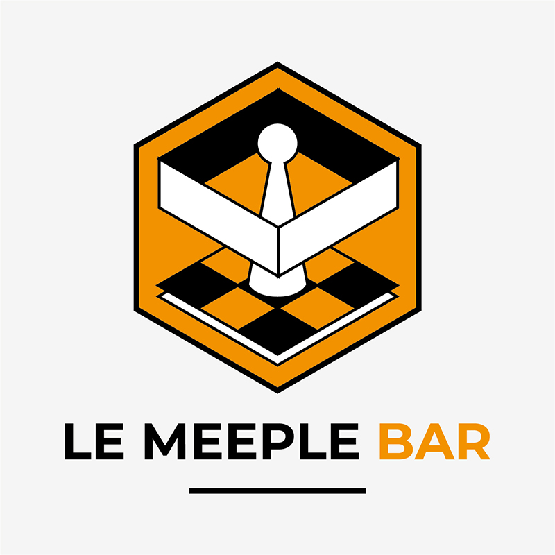 Meeple Bar :: Logo